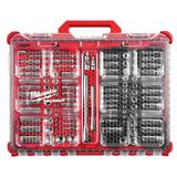 1/4 in. & 3/8 in. 106 Pc. Ratchet and Socket Set in PACKOUT™ - SAE & Metric